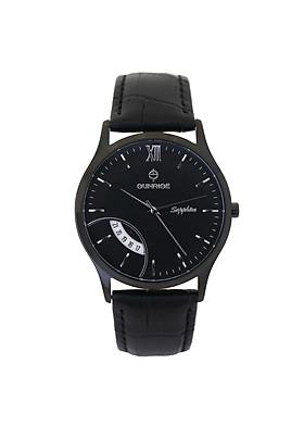 Đồng hồ nam Sunrise DM783SWA , Full Box, Kính Sapphire, chống xước, chống nước , Dây da cao cấp