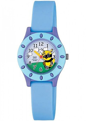 Đồng hồ trẻ em Q&Q Citizen VQ13J002Y dây nhựa