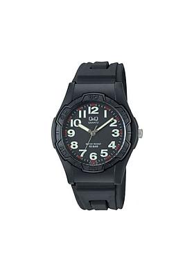 Đồng hồ nam thể thao Q&Q VP94J002Y kim dạ quang dây nhựa thương hiệu Nhật Bản