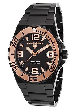 Đồng hồ nam Swiss Legend 10008-BB-11-SA