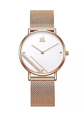 Đồng hồ nữ chính hãng Shengke Korea 11K0106L