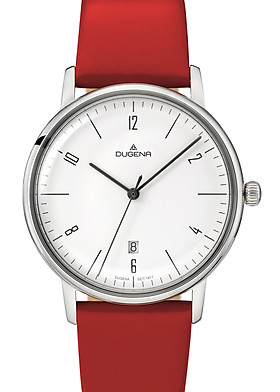 Đồng hồ Dugena nữ Dessau Color 4460784 dây đỏ