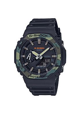 Đồng hồ nam Casio G-Shock chính hãng GA-2100SU-1ADR