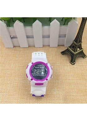 Đồng hồ thời trang trẻ em led SHOCK RESIST ZO75