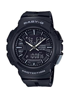 Đồng hồ nữ dây nhựa Casio Baby-G chính hãng BGA-240BC-1ADR