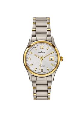 Đồng hồ Dugena nữ Semper 4460333 dây bạc