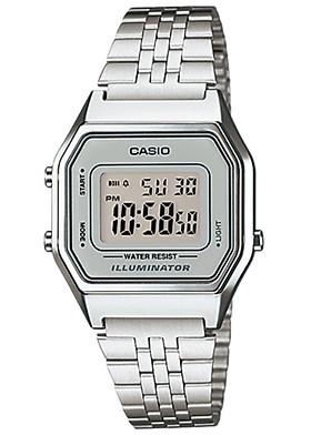 Đồng hồ nữ dây kim loại Casio LA680WA-7DF