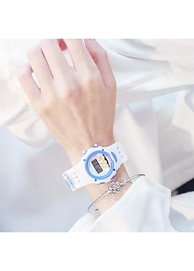 Đồng hồ điện tử giành riêng cho trẻ em dây cao su êm ái ZO_81