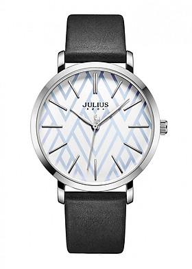 Đồng Hồ Nữ Dây Da Julius JA-1114