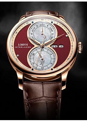 Đồng hồ nam chính hãng Lobinni No.18015-1