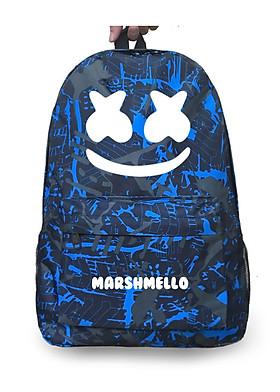 Hình ảnh Balo thời trang cao cấp phong cách Marrshmello có ngăn chống trộm cực chất