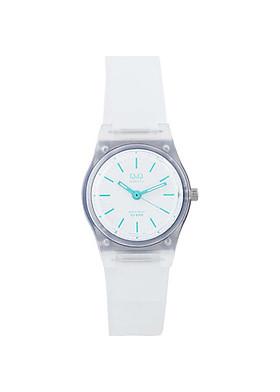 Đồng hồ nữ thời trang Q&Q VP47J027Y dây nhựa thương hiệu Nhật Bản