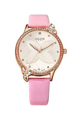 Đồng hồ Nữ Julius BlackCat868 Hồng