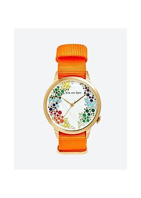 Đồng hồ thời trang unisex Erik Von Sant 003.002.E