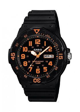 Đồng hồ Casio unisex dây nhựa MRW-200H-4BVDF (45mm)