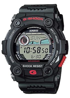 Đồng hồ nam dây nhựa Casio G-Shock chính hãng G-7900-1DR