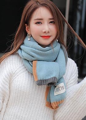 Hình ảnh Khăn Choàng Cổ Len HQ 035