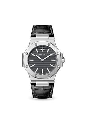 Đồng hồ đeo tay nam Fleur De Lis. Thương hiệu Úc. Máy Thụy Sĩ. Lỗi 1 đổi 1 trong năm đầu tiên