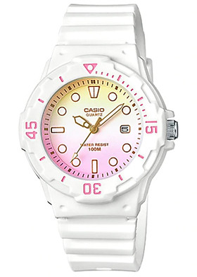 Đồng hồ nữ dây nhựa Casio LRW-200H-4E2VDR