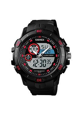 Đồng hồ đeo tay Skmei - 1428RD-Hàng Chính Hãng
