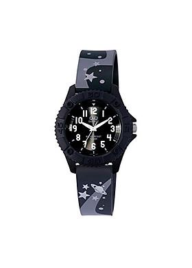 Đồng hồ trẻ em Q&Q Citizen VQ96J014Y dây nhựa thương hiệu Nhật Bản