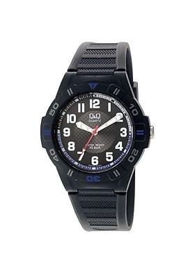 Đồng hồ nam thể thao Q&Q GW36J003Y kim dạ quang, dây nhựa thương hiệu Nhật Bản