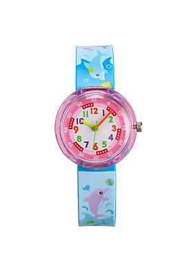 Đồng hồ trẻ em hình thú xinh PKHRTE006