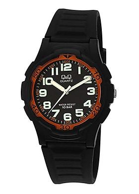 Đồng hồ nam thể thao Q&Q Citizen VP84J010Y kim dạ quang, dây nhựa thương hiệu Nhật Bản