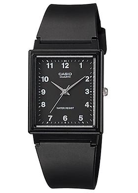 Đồng hồ unisex dây nhựa Casio MQ-27-1BDF