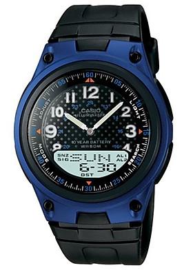 Đồng hồ nam dây nhựa Casio AW-80-2BVDF