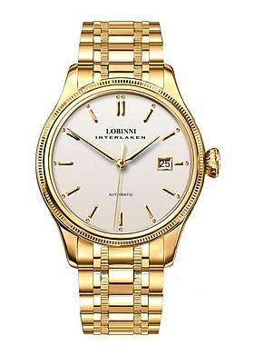 Đồng hồ nam chính hãng Lobinni No.9021-1