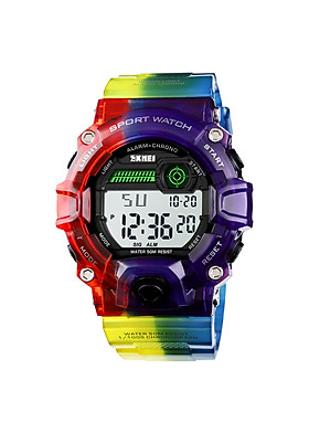 Đồng hồ đeo tay Skmei - 1197GNRD-Hàng Chính Hãng