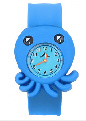 Đồng hồ Silicon Bạch Tuộc