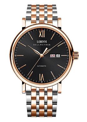 Đồng hồ nam chính hãng Lobinni No.2025-5