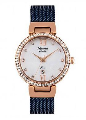 Đồng hồ đeo tay hiệu Alexandre Christie 2754LDBURMS