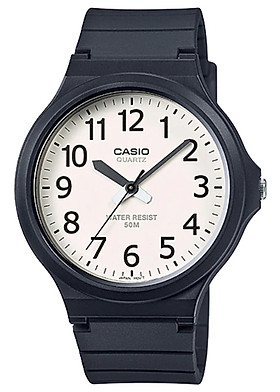 Đồng hồ nam dây nhựa Casio MW-240-7BVDF