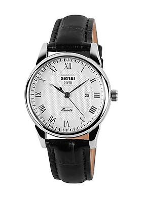 Đồng hồ nữ dây da Skmei 90TCK58