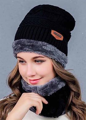 Hình ảnh Mũ len và khăn choàng cổ VN01