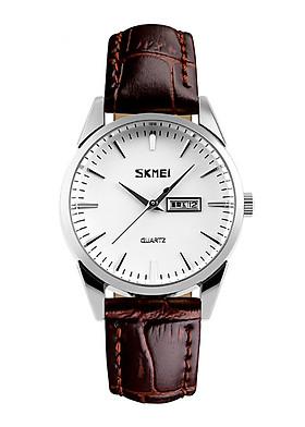 Đồng hồ nữ dây da Skmei 90TCK73 thời trang sang trong