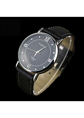 Đồng hồ nam dây da YZ279
