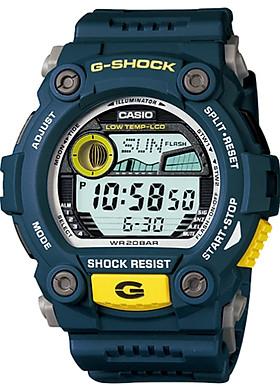 Đồng hồ nam dây nhựa Casio G-SHOCK G-7900-2DR