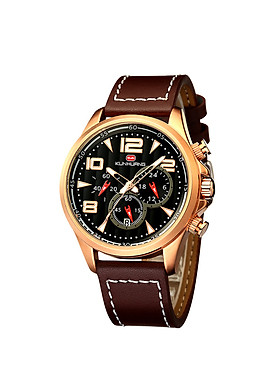 Đồng hồ nam Kun phong cách Sport
