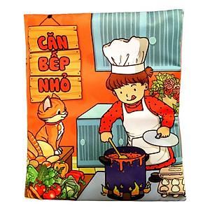 Hình đại diện sản phẩm Sách Vải Pipovietnam Chủ Đề Căn Bếp Nhỏ