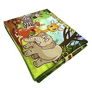 Hình đại diện sản phẩm Sách Vải Pipovietnam Động Vật Ăn Cỏ