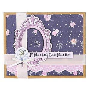Hình đại diện sản phẩm Box Album - Femininity - Act Like A Lady BA1003