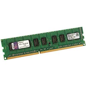 Hình đại diện sản phẩm RAM PC Kingston 4GB DDR3-1600 LONG DIMM - KVR16N11S8/4