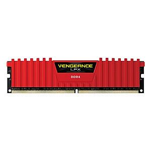 Hình đại diện sản phẩm RAM Corsair Vengeance LPX (2 x 4GB) 8GB DDR4 2133 C13 RED - CMK8GX4M2A2133C13R