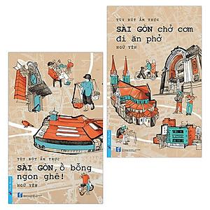 Hình đại diện sản phẩm Combo Sài Gòn Chở Cơm Đi Ăn Phở - Sài Gòn, Ồ Bỗng Ngon Ghê!
