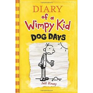 Hình đại diện sản phẩm Diary Of A Wimpy Kid 04: Dog Days