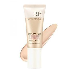 Hình đại diện sản phẩm Kem Nền Nature Republic Nature Origin Collagen Bb Cream Original Spf25 Pa++ (45g)